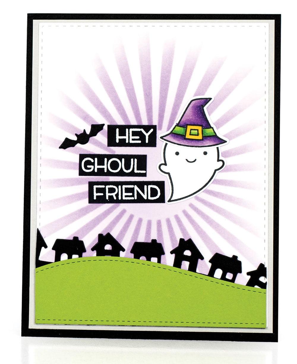 SCT Fall 2018 - Hey Ghoul Friend by Mindy Eggen