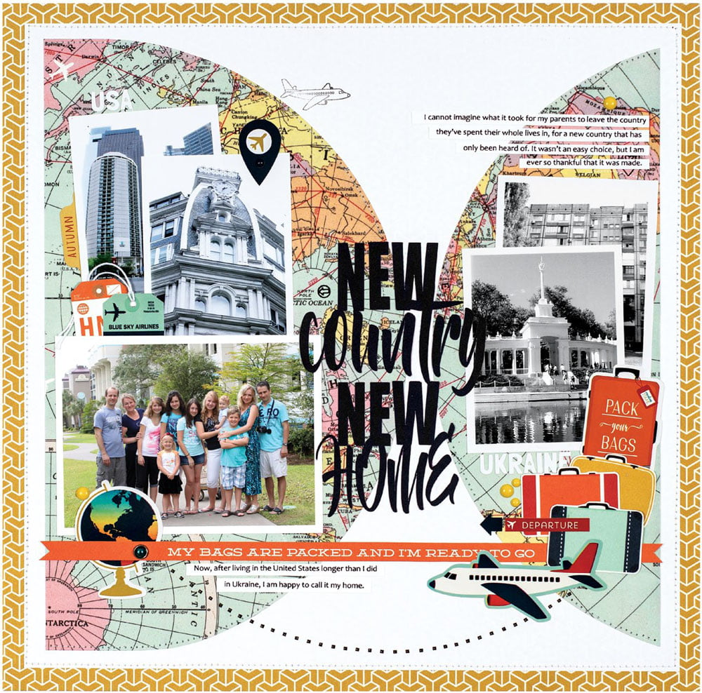 SCT Fall 2018 - New Country New Home by Anya Lunchenko