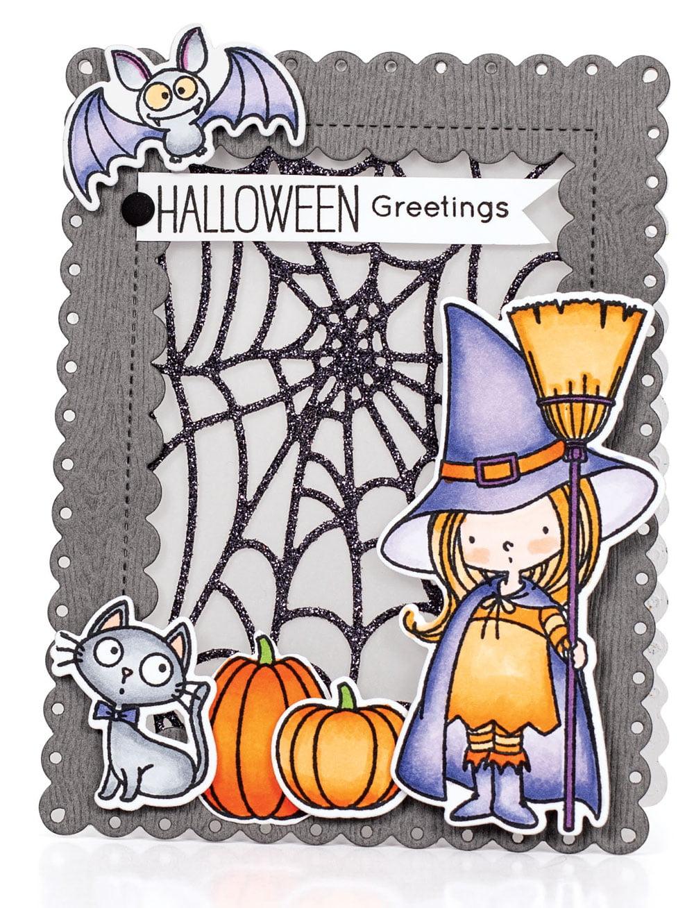 SCT Fall 2018 - Halloween Greetings by Latisha Yoast