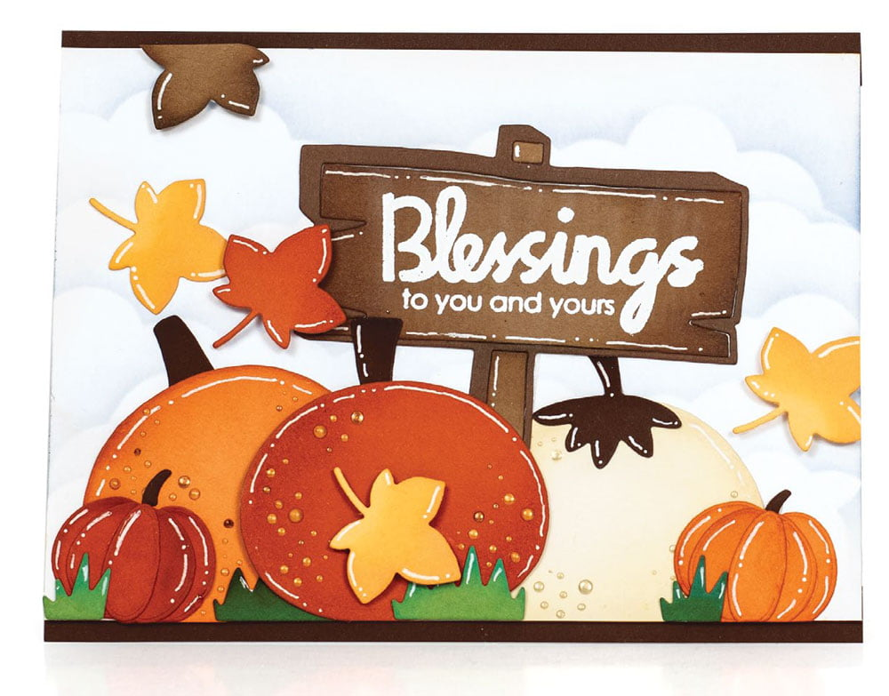 SCT Fall 2018 - Blessings To You And Yours by Nichol Spohr