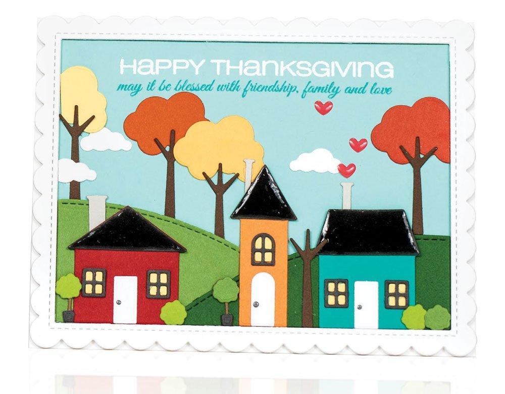 SCT Fall 2018 - Happy Thanksgiving by Nichol Spohr