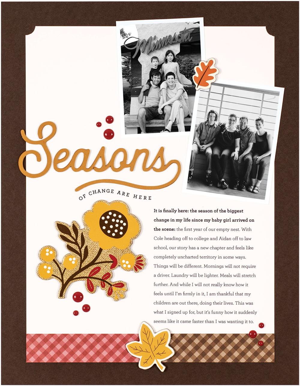 SCT Fall 2018 - Seasons by Cathy Zielske