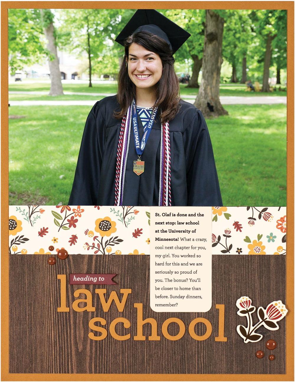 SCT Fall 2018 - Law School by Cathy Zielske