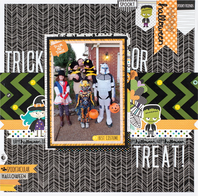 SCT Fall 2018 -Trick Or Treat by Laura Alberts
