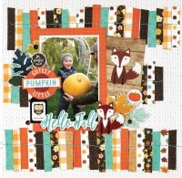 SCT Fall 2018 - Hello Fall by Lee-Anne Thornton