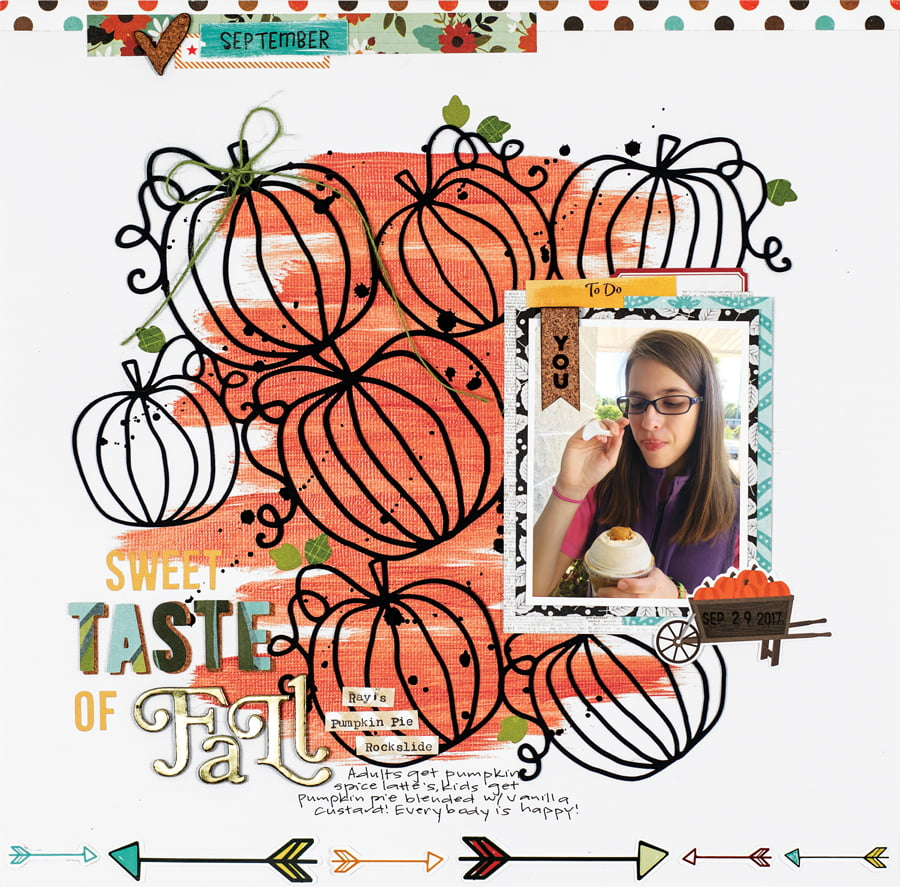 SCT Fall 2018 - Sweet Taste Of Fall by Suzanna Lee