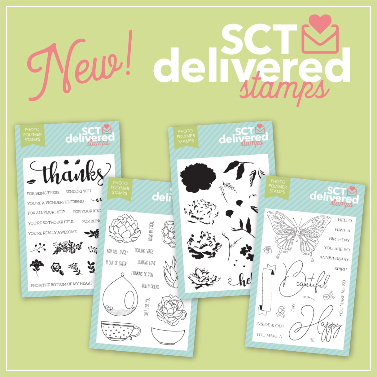 SCT Delivered Stamps