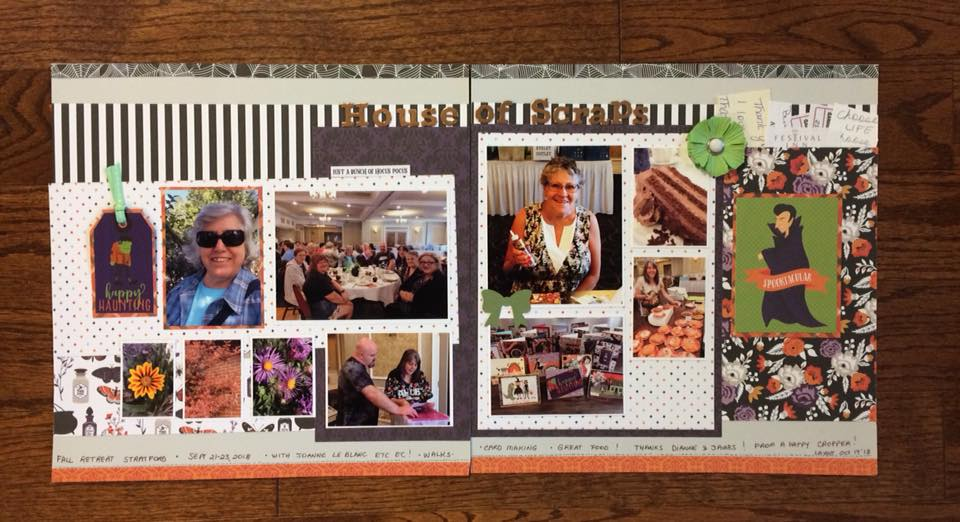 Layout by Bertha Madott