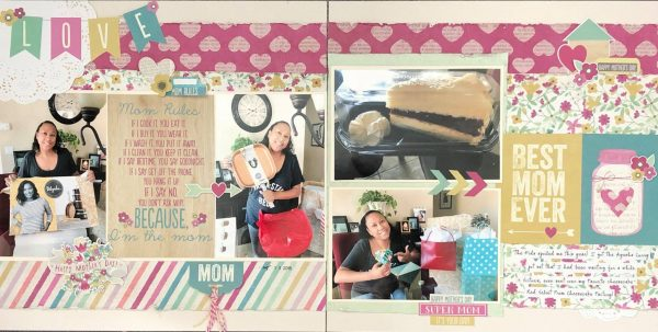 Layout by Rochelle Spears