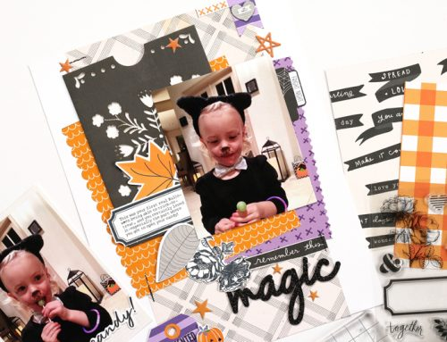Meghann Andrew shares the October SCT Sampler!