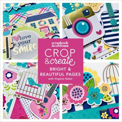 Bright & Beautiful Pages with Virginia Nebel