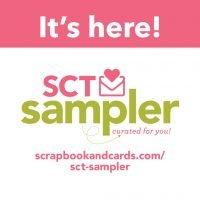 SCT Sampler It's Here Logo