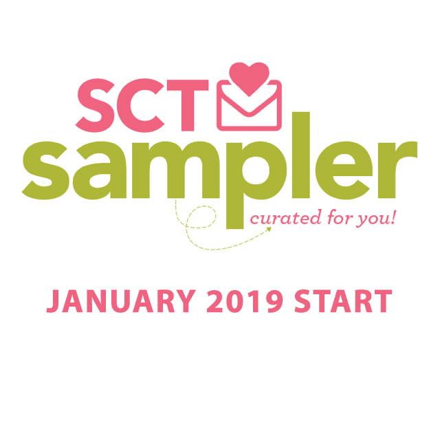 SCT Sampler - January 2019 start