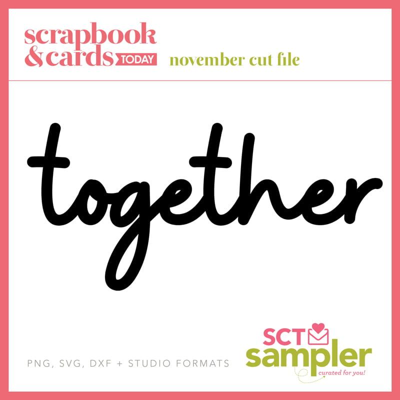 SCT Sampler November 2018 Cut File