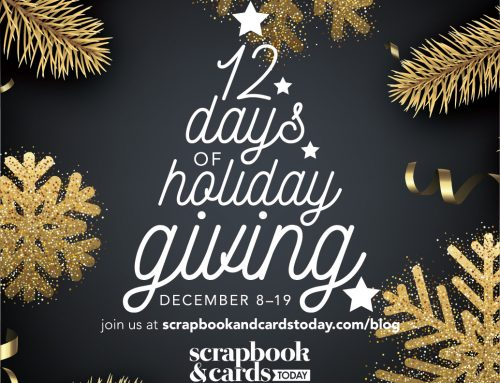 12 Days of Holiday Giving – Day 1!
