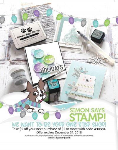 Simon Says Stamp | SCT Winter 2018