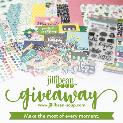 Jillibean Soup Giveaway for SCT 12 Days of Holiday Giving