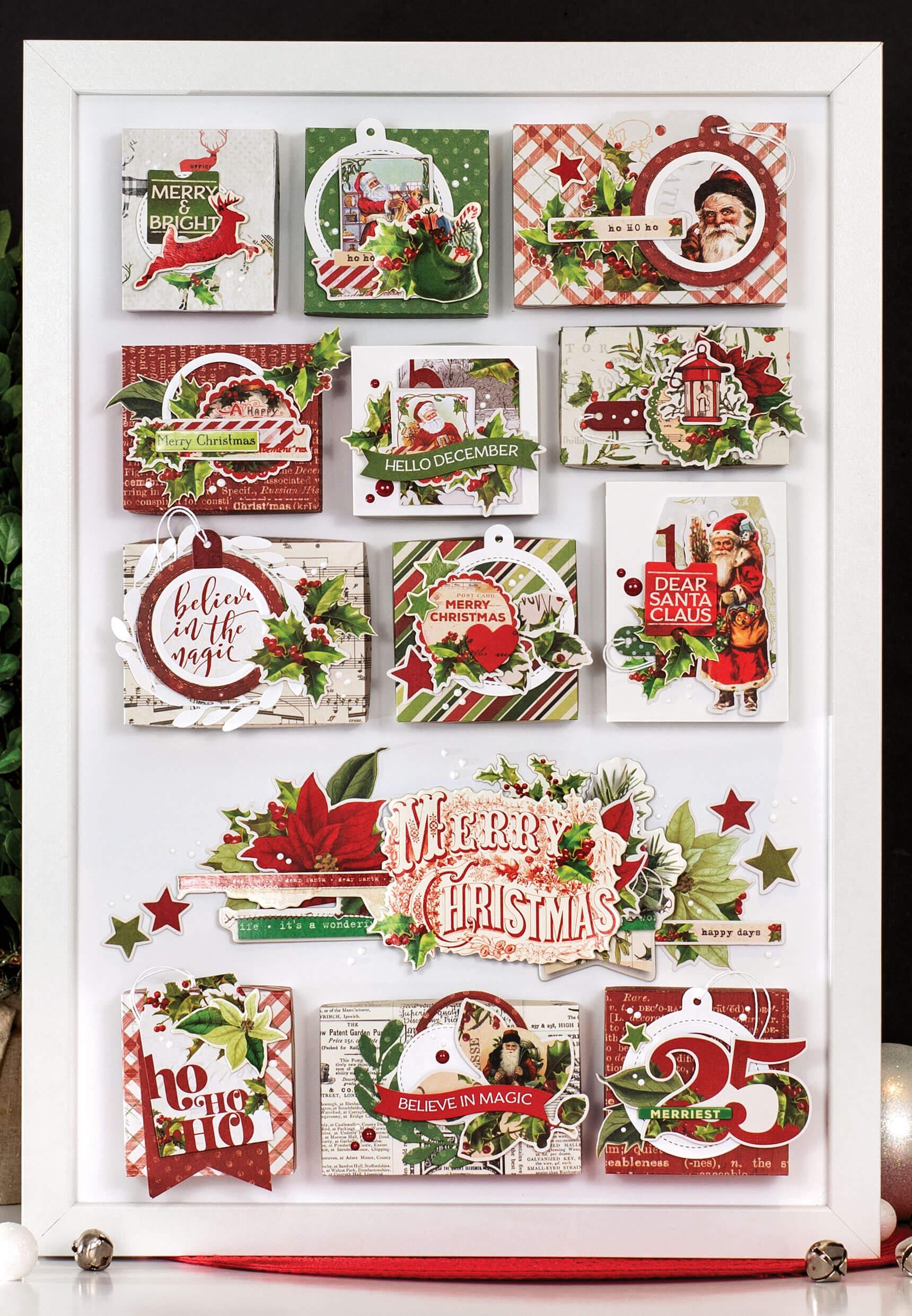 SCT Winter 2018 - Advent Calendar by Anya Lunchenko