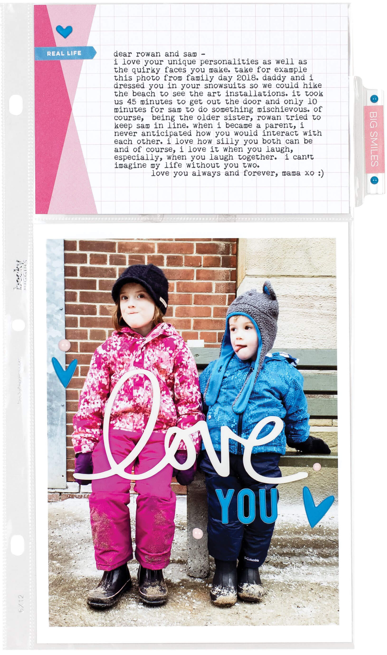 SCT Winter 2018 - Love You by Jess Forster