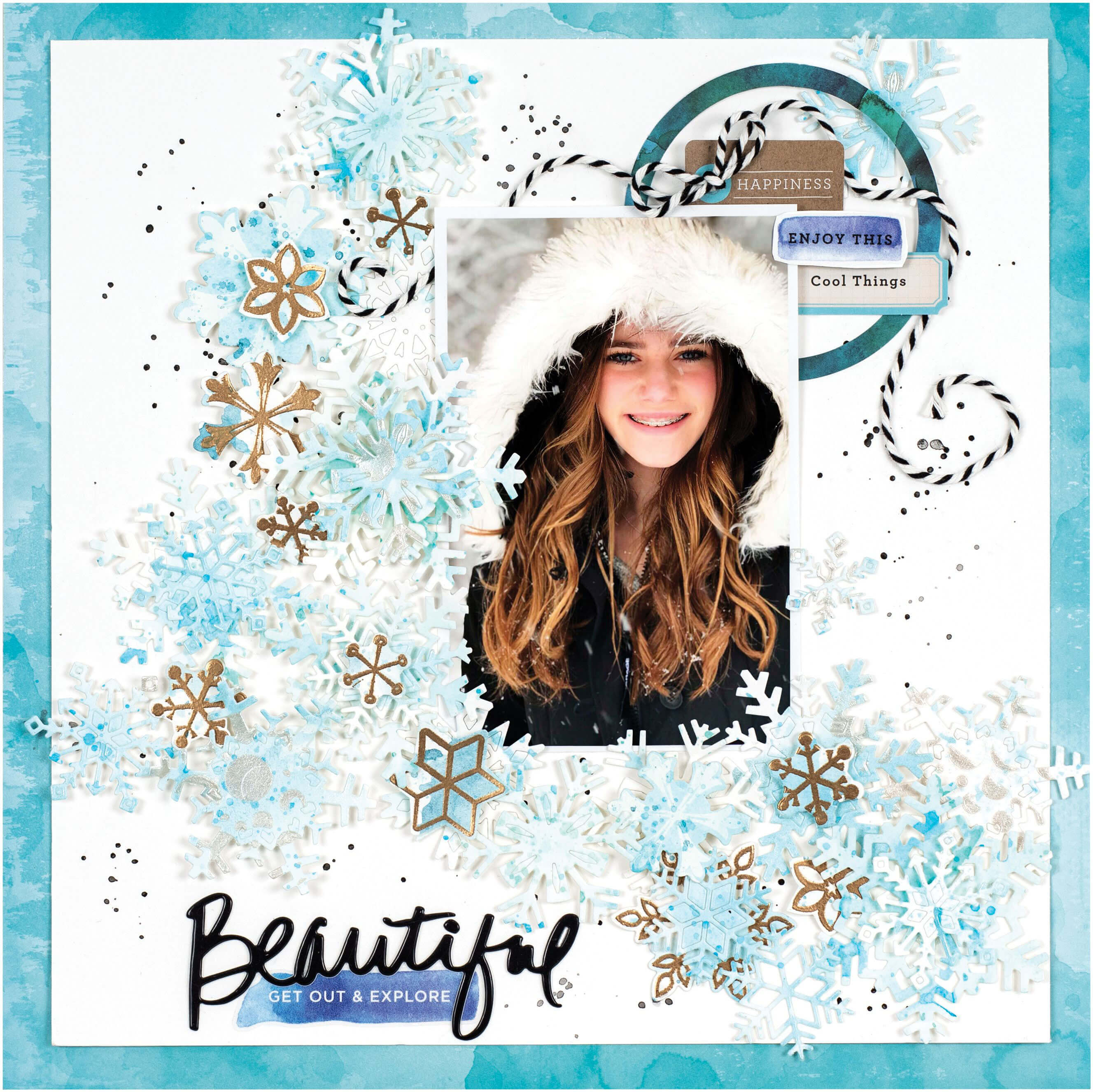 SCT Winter 2018 - Beautiful by Vicki Boutin