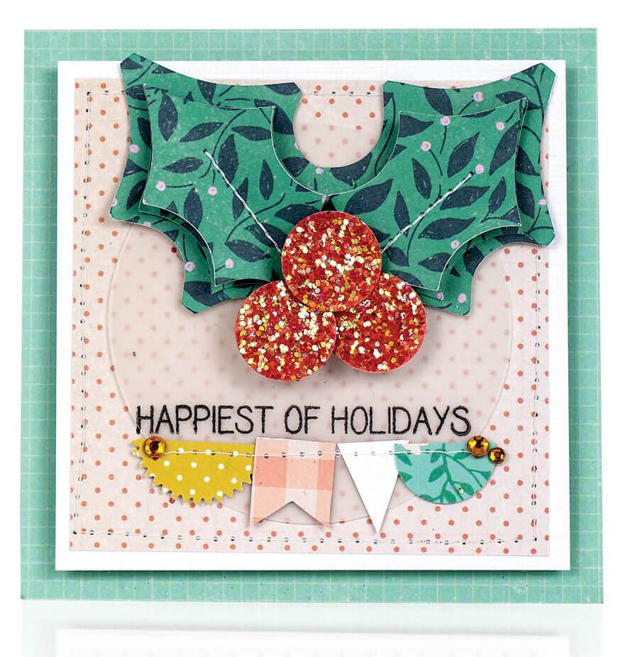 SCT Winter 2018 - Happiest of Holidays by Nicole Nowosad