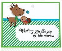 SCT Winter 2018 - Wishing You the Joy of the Season by Yasmin Diaz