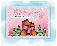 SCT Winter 2018 - Be Merry by Jenn Shurkus