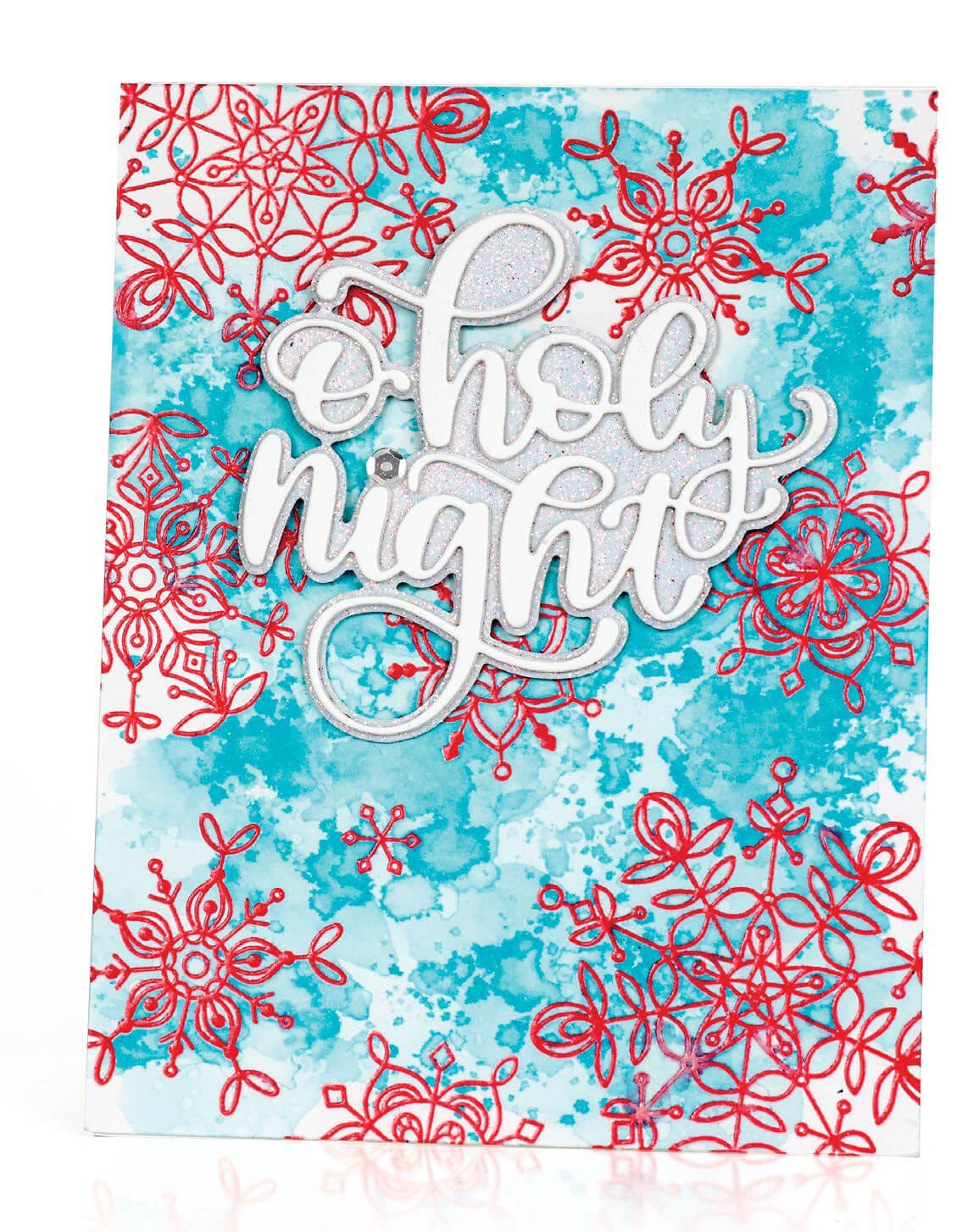 SCT Winter 2018 - O Holy Night by Jenn Shurkus