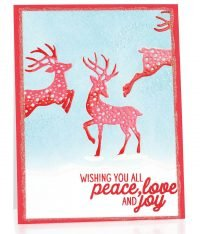 SCT Winter 2018 - Peace Love and Joy by Jenn Shurkus