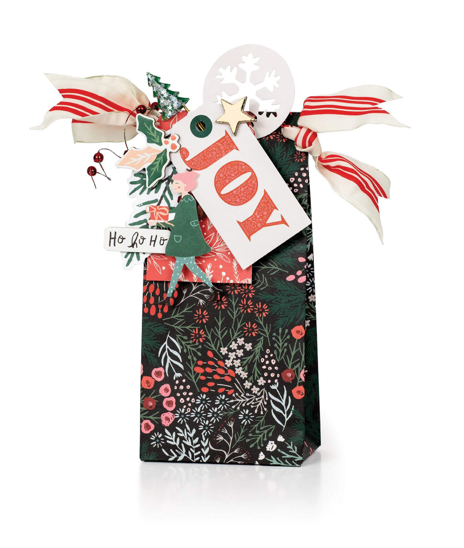 SCT Winter 2018 - Joy Gift Bag by Latisha Yoast