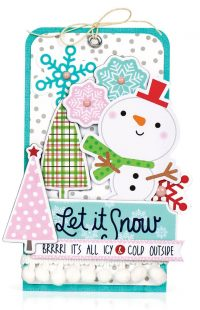 SCT Winter 2018 - Let It Snow Tag by Virginia Nebel