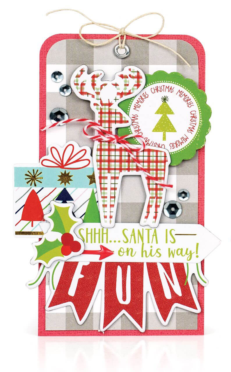 SCT Winter 2018 - Santa Tag by Virginia Nebel