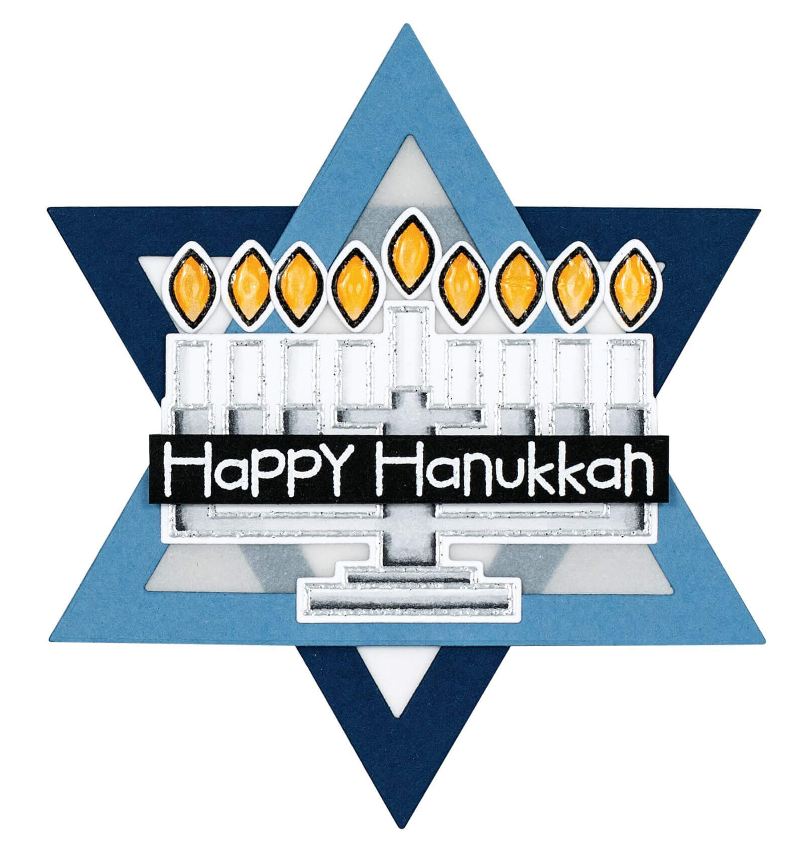 SCT Winter 2018 - Happy Hanukkah by Jessica Frost-Ballas
