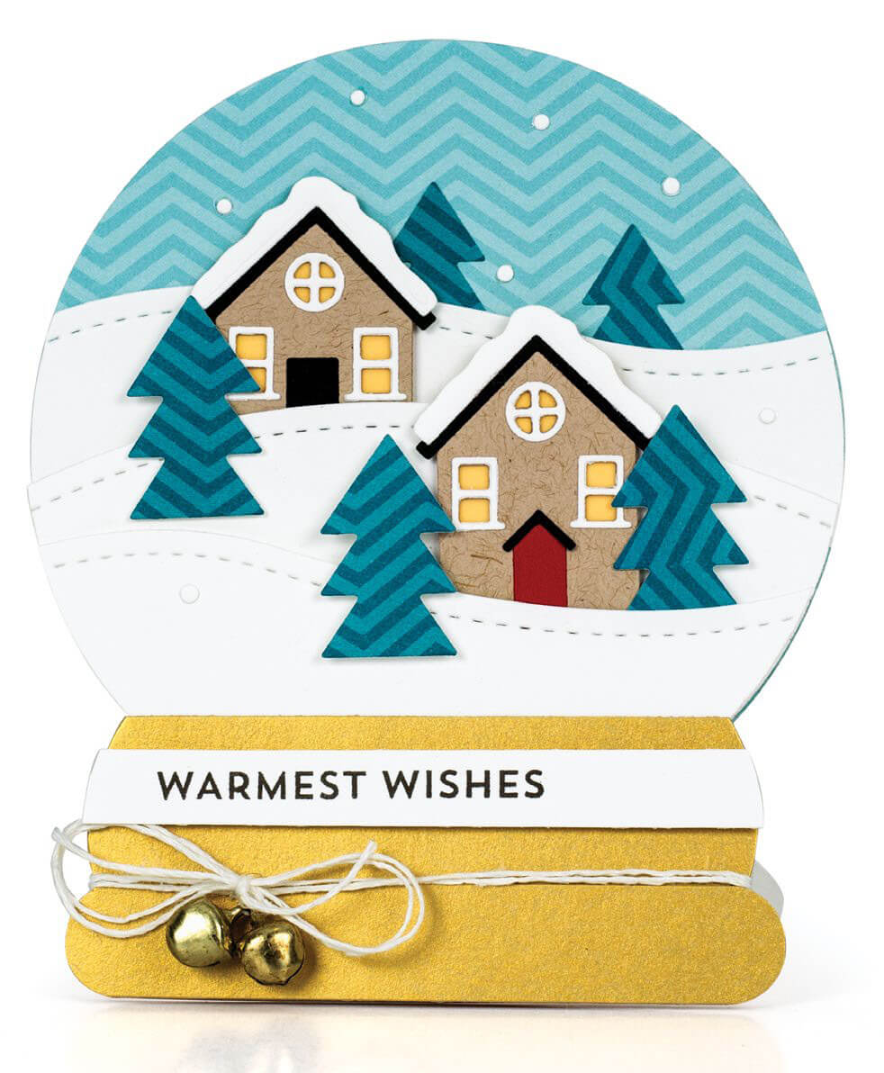 SCT Winter 2018 - Warmest Wishes by Laura Williams