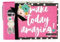 SCT Winter 2018 - Make Today Amazing Mini Album by Layle Koncar