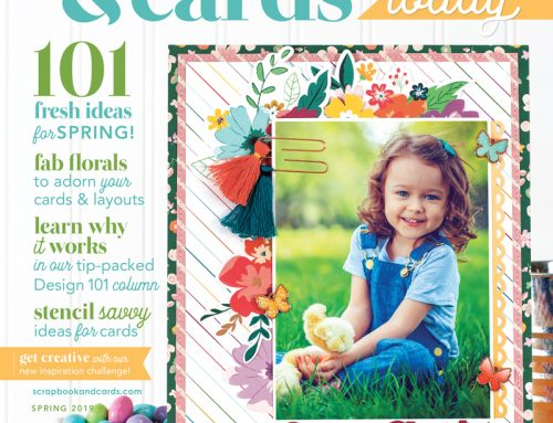 Our spring issue cover reveal and a giveaway!