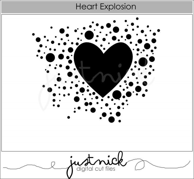 Heart_Explosion for Just Nick Studio