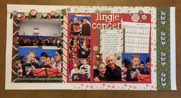 Layout by Becca Baker Collemer