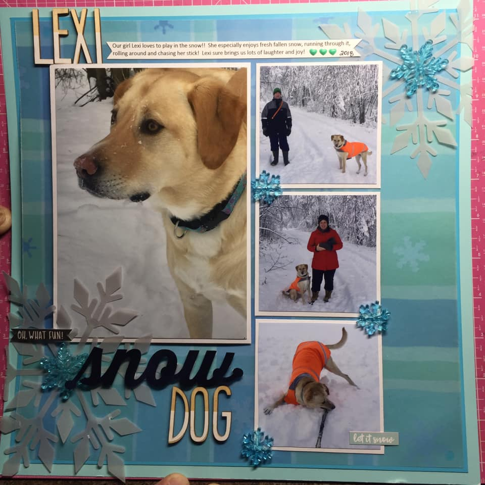 Layout by Char Holly