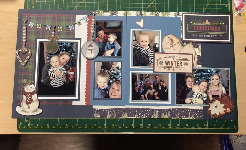 Layout by Deborah Mannisto