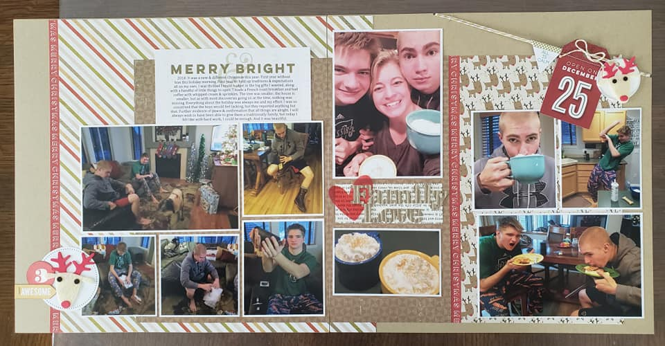 Layout by Jennifer Harris