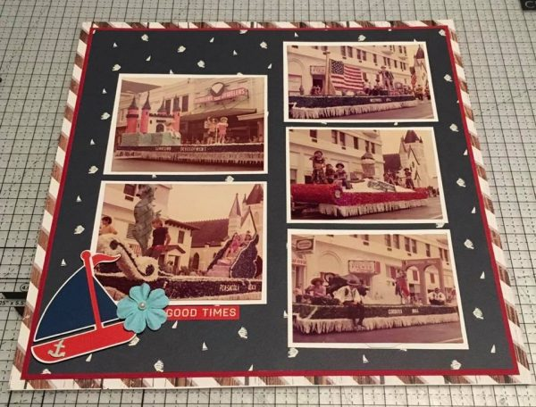 Layout by Melissa Wendt