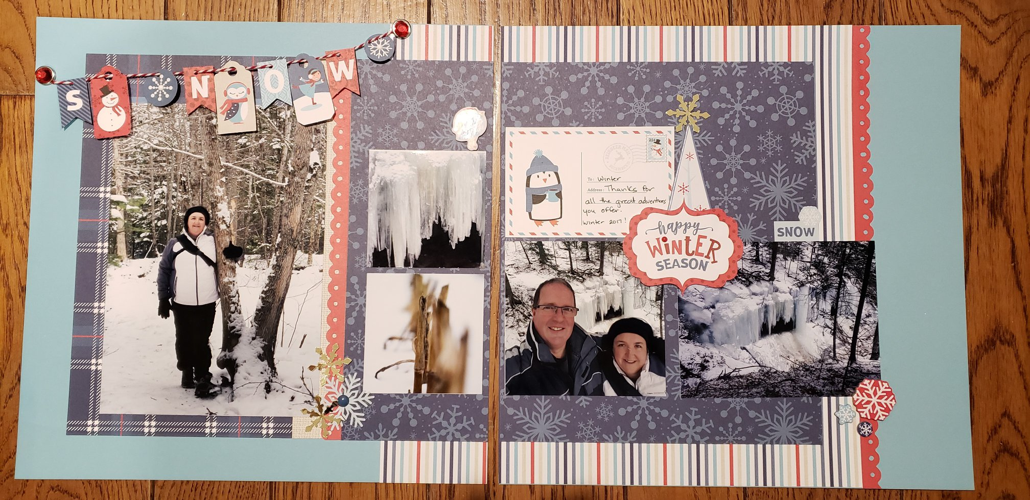 Layout by Nicole MacNaughton