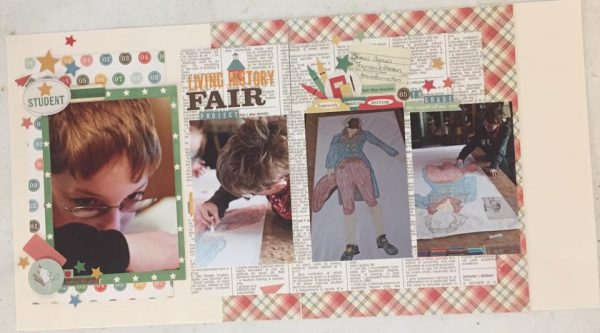Layout by Rose Holland