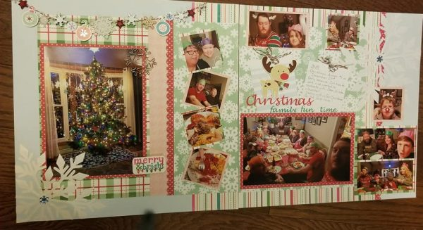 Layout by Sandy Clinton