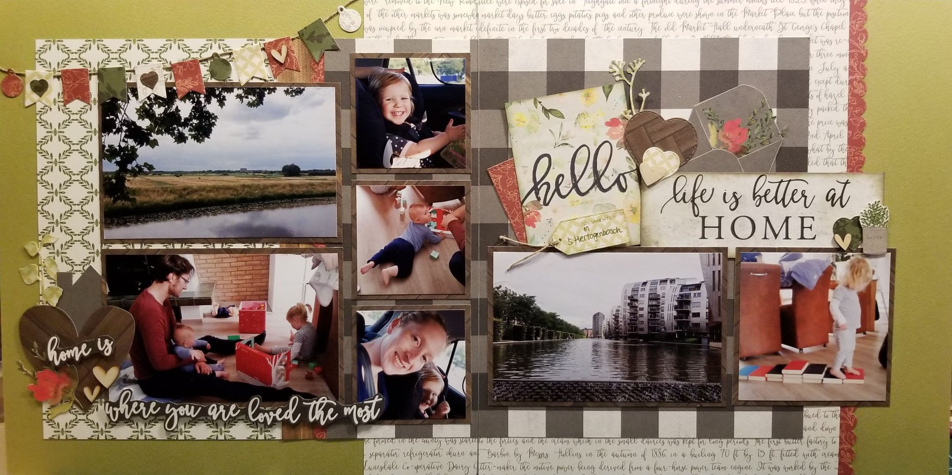 Layout by Sascha Lange