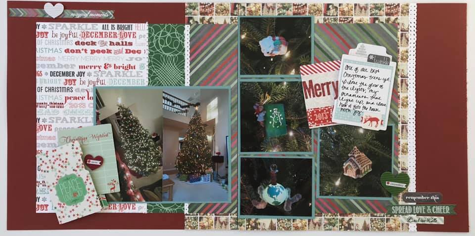 Layout by Stephanie Rae Knepshield