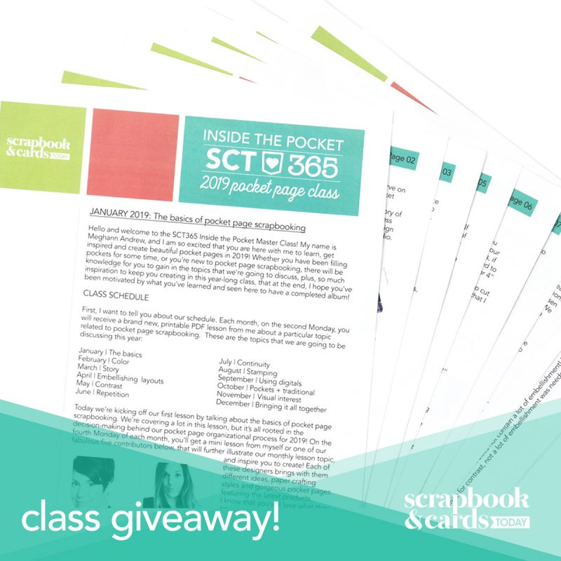 SCT365InsidethePocket_January2019_ClassGiveaway