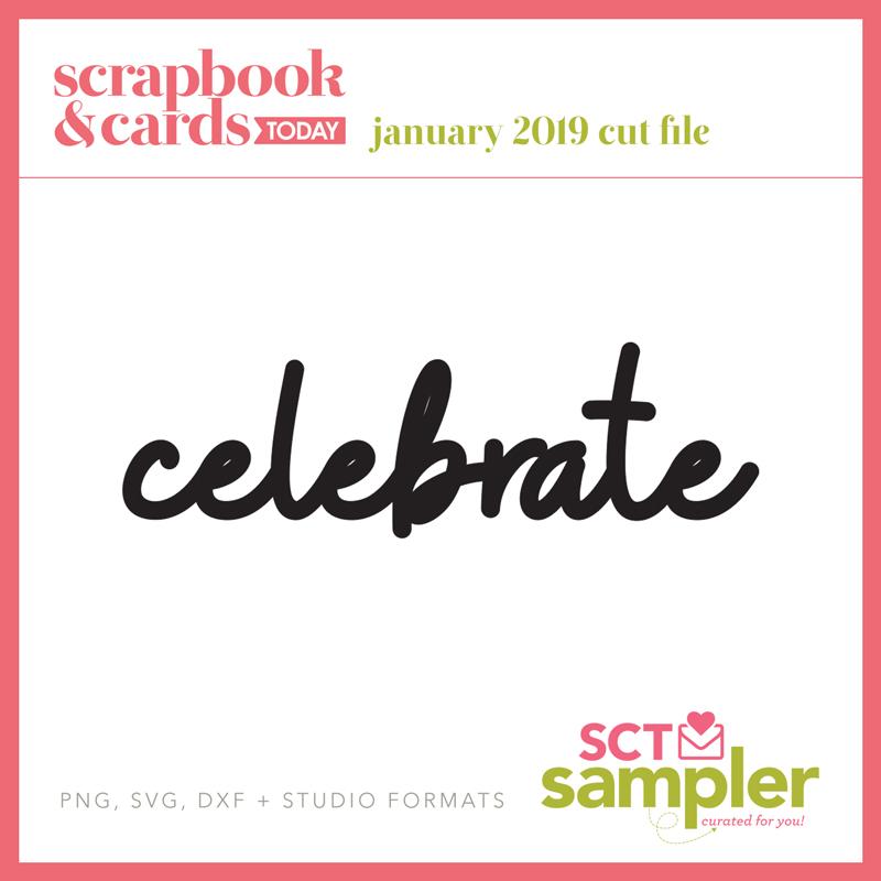 SCT Sampler January 2019 Cut File