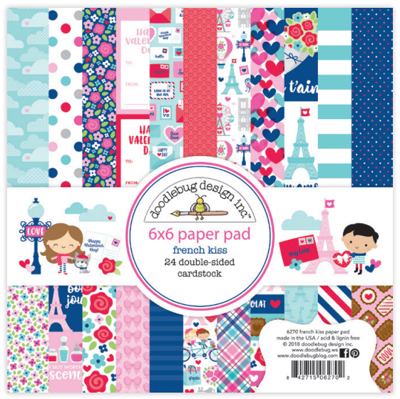 FrenchKiss_paperpad_Doodlebug Designs